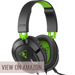 turtle beach ear force recon 50x review