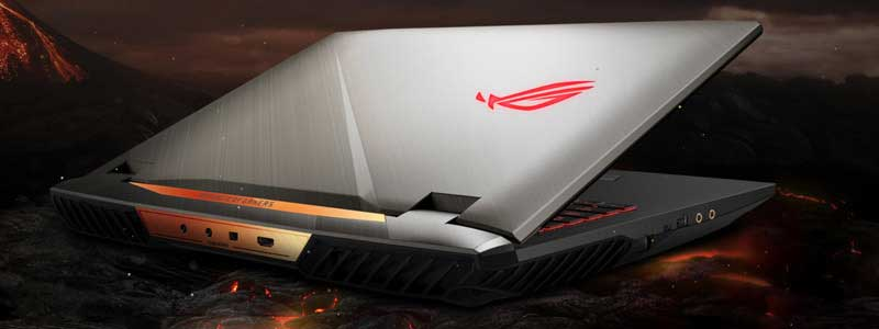 Asus ROG G703 Gaming Laptop Review