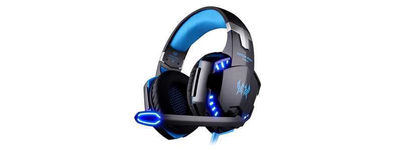 Best Budget Gaming Headset Version Tech G2000