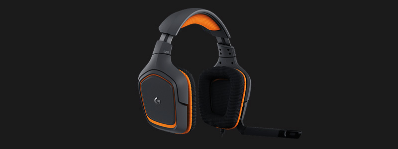 Gaming Headset Logitech G231 Prodigy