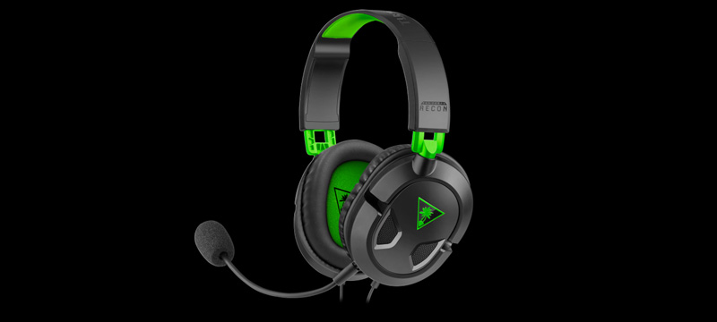 Gaming Headset Turtle Beach Ear Force Recon 50X
