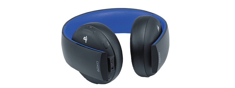 Wireless Gaming Headset Sony