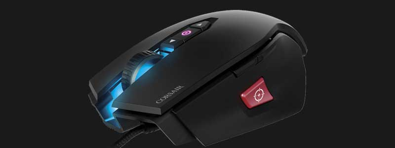 CORSAIR M65 Pro RGB Gaming Mouse Review