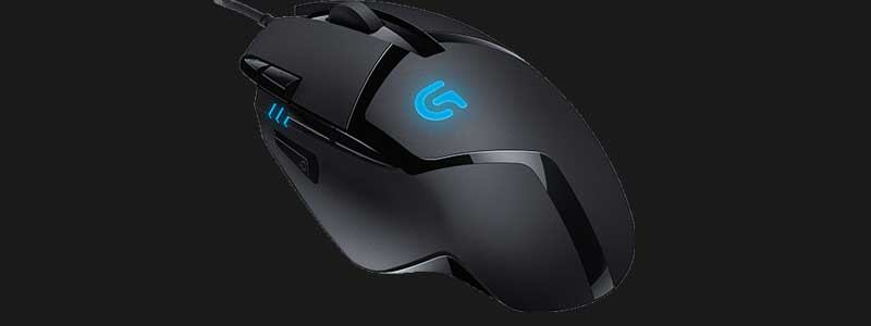 Logitech G402 FPS Gaming Mouse Review
