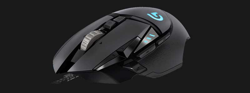 Logitech G502 Proteus-Spectrum Review