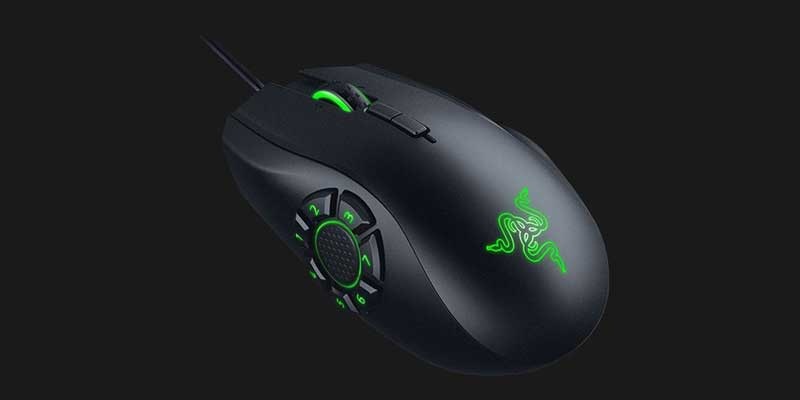 Gaming Mouse Razer Naga Hex V2