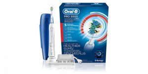 Best Oral-B Pro 5000 SmartSeries Electric Toothbrush Review