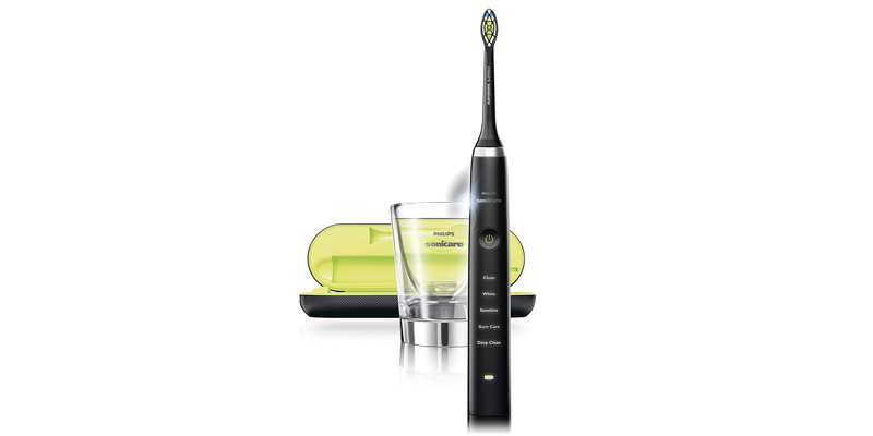 Electric Toothbrush Philips Sonicare Diamond Clean