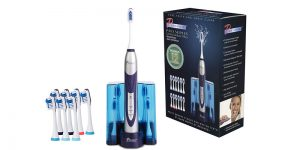 Pursonic High Power Sonic Electric Toothbrush Review