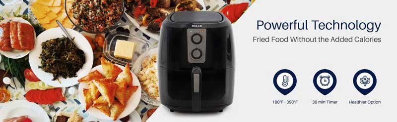 Della Air Fryer Reviews
