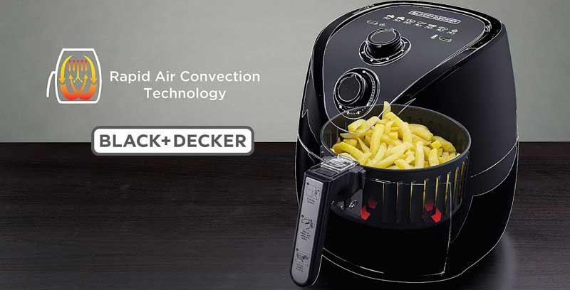 black+decker Air Fryer Reviews