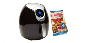 Power Air Fryer XL Turbo Cyclonic Airfryer Review